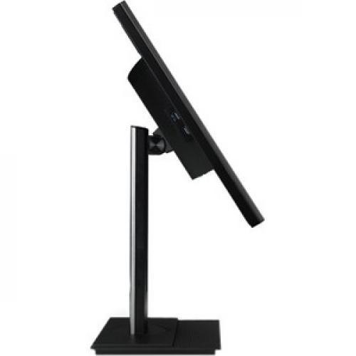 "Acer B277 27"" Full HD LED LCD Monitor   16:9   Black Right/500"