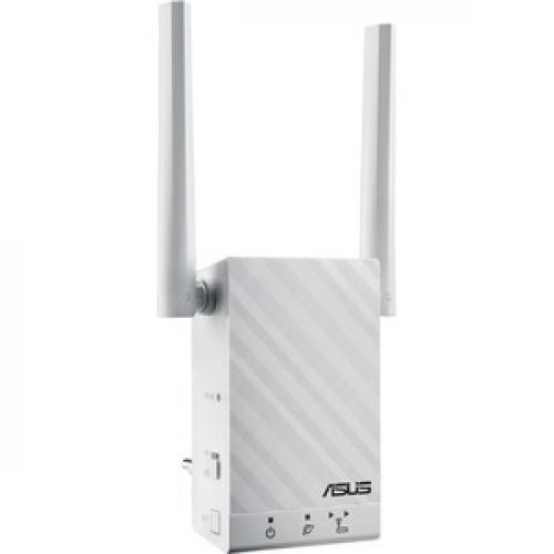 Asus RP AC55 IEEE 802.11ac 1.17 Gbit/s Wireless Range Extender Right/500