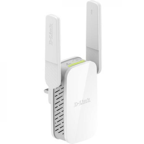 D Link DAP 1610 IEEE 802.11ac 1.17 Gbit/s Wireless Range Extender Right/500