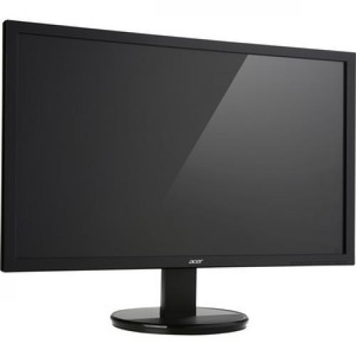 """Acer K242HL 24"""" Full HD LED LCD Monitor   16:9   Black Right/500"""