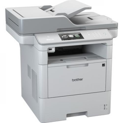 Brother MFC L6900DWG TAA Compliant Business Laser All In One Printer Right/500
