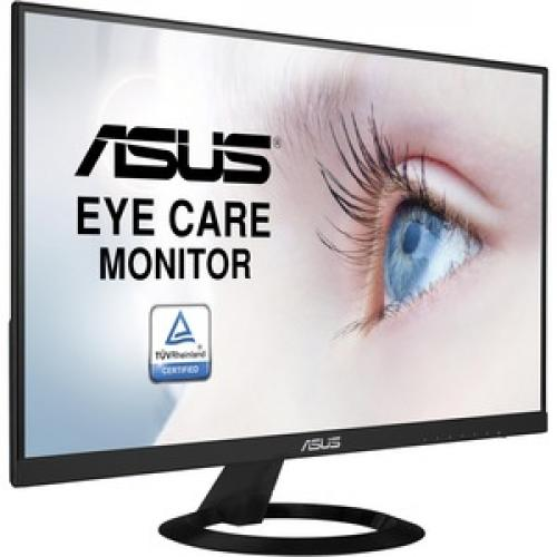 "Asus VZ249HE 23.8"" Full HD LED LCD Monitor   16:9   Black Right/500"