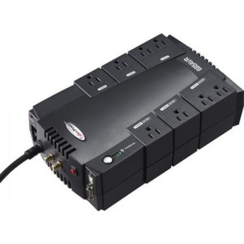 CyberPower AVR CP685AVR 685VA UPS Right/500