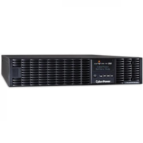 CyberPower UPS Systems OL2200RTXL2UN Smart App Online    Capacity: 2200 VA / 1800 W Right/500