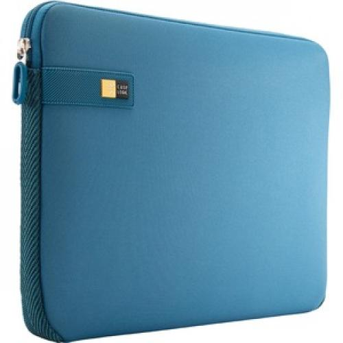 "Case Logic LAPS 113 MIDNIGHT Carrying Case (Sleeve) For 13.3"" Apple Notebook, MacBook   Midnight Right/500"