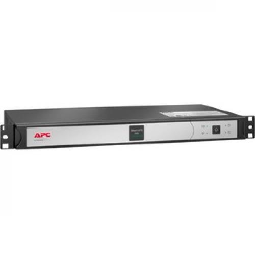 APC By Schneider Electric Smart UPS 500VA Rack Mountable UPS Right/500