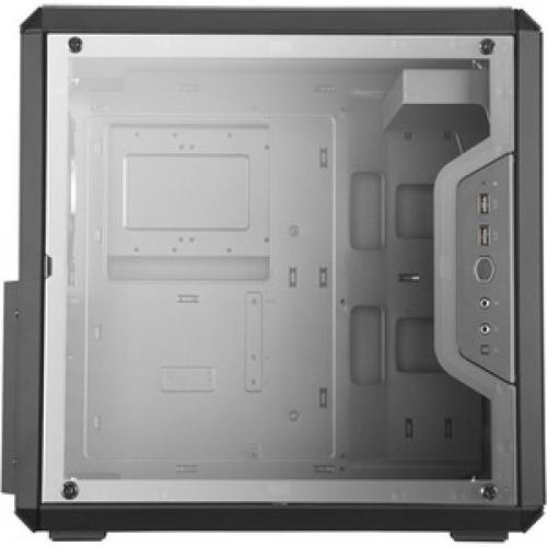 Cooler Master MasterBox Q500L Computer Case Right/500