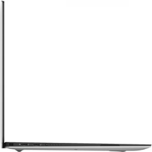 "Dell XPS 13 9380 13.3"" Touchscreen Notebook   Intel Core I7 (8th Gen) I7 8565U Quad Core (4 Core)   8 GB RAM   256 GB SSD   Platinum Silver, Carbon Fiber Black Right/500"