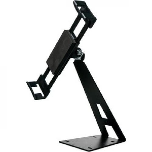 CTA Digital Angle Adjustable Locking Desktop Stand For 7 14 Inch Tablets Right/500