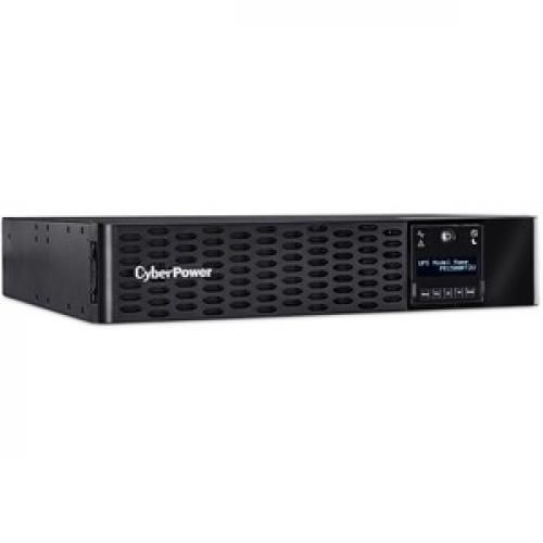 CyberPower Smart App Sinewave PR1500RT2UN 1.5KVA Tower/Rack Convertible UPS Right/500
