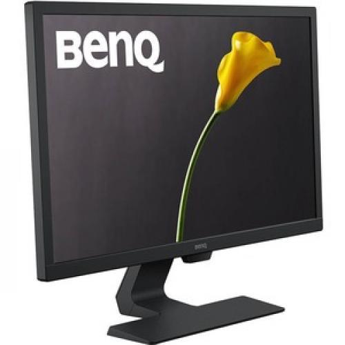 "BenQ GL2480 23.8"" Full HD WLED LCD Monitor   16:9   Black Right/500"