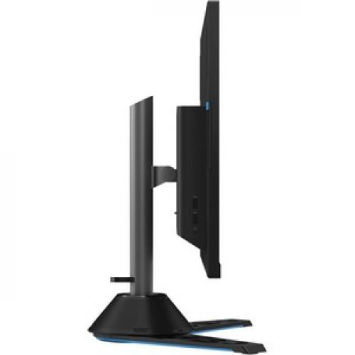"Lenovo Legion Y27qq 20 27"" LCD G Sync Gaming Monitor   2560 X 1440 QHD Display   165 Hz Refresh Rate   Twisted Nematic Panel   NVIDIA G Sync Technology   1ms Response Time Right/500"