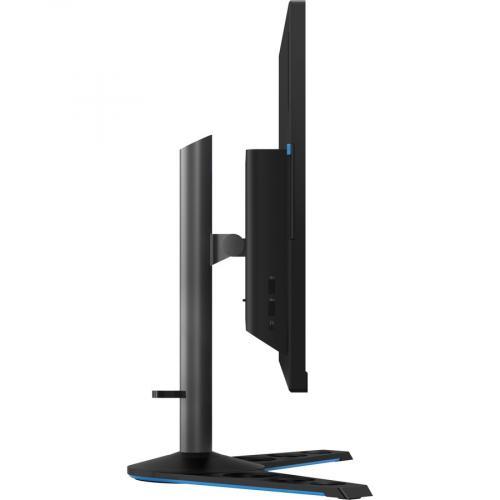 "Lenovo Legion Y27q 20 27"" WQHD WLED Gaming LCD Monitor   16:9   Black Right/500"