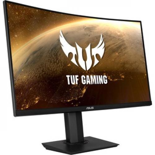 "TUF Gaming VG32VQ 31.5"" WQHD Curved Screen LED Gaming LCD Monitor   16:9 Right/500"
