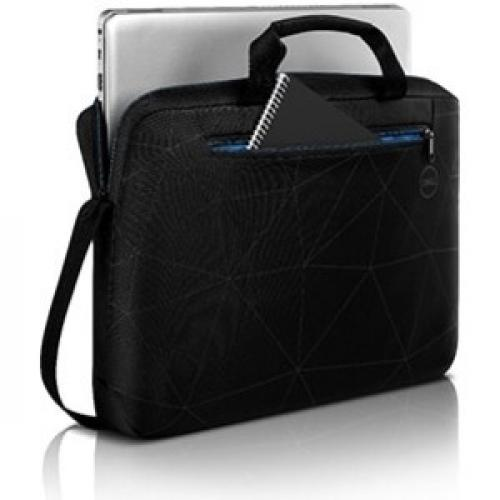 """Dell Essential ES1520C Carrying Case (Briefcase) For 15"""" To 15.6"""" Notebook   Black Right/500"""