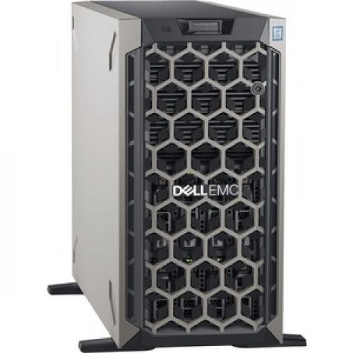 Dell EMC PowerEdge T440 5U Tower Server   2 X Intel Xeon Silver 4208 2.10 GHz   32 GB RAM   1 TB (1 X 1 TB) HDD   12Gb/s SAS, Serial ATA/600 Controller Right/500