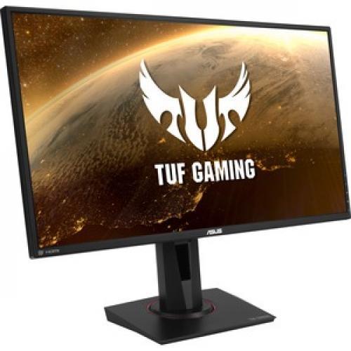 "TUF Gaming VG27AQ 27"" WQHD LED Gaming LCD Monitor   16:9   Black Right/500"