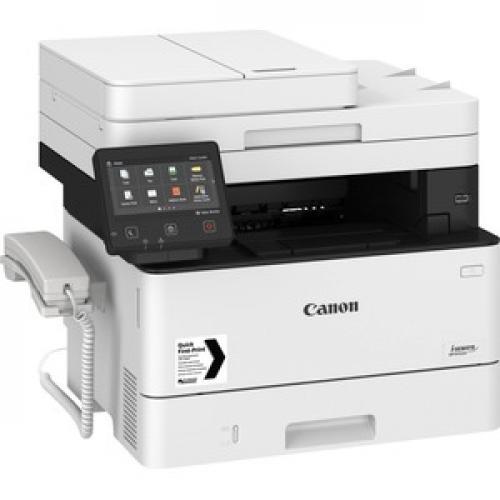 Canon ImageCLASS MF445dw Laser Multifunction Printer   Monochrome Right/500