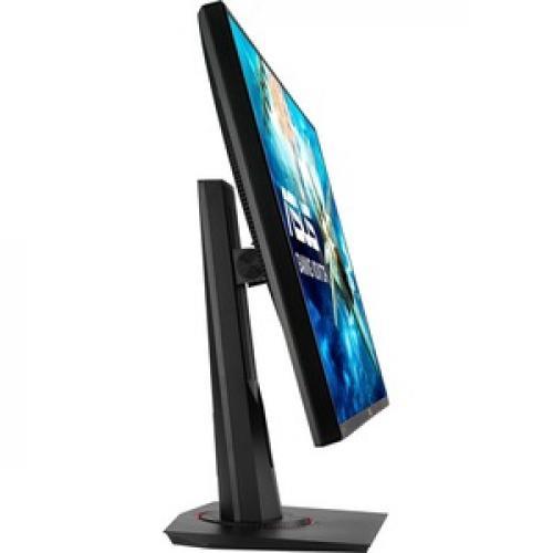 "Asus VG278QR 27"" Full HD LED Gaming LCD Monitor   16:9   Black Right/500"