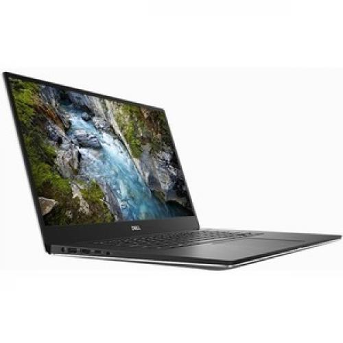 "Dell Precision 5000 5540 15.6"" Mobile Workstation   1920 X 1080   Intel Core I7 (9th Gen) I7 9850H Hexa Core (6 Core) 2.60 GHz   32 GB RAM   512 GB SSD   Titan Gray Right/500"