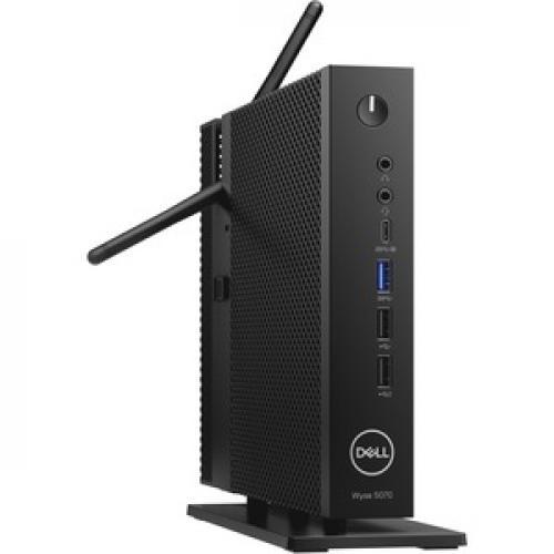 Wyse 5000 5070 Thin Client   Intel Celeron J4105 Quad Core (4 Core) 1.50 GHz Right/500