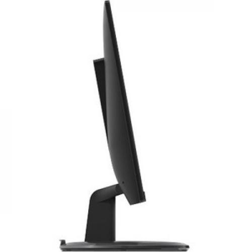 "Lenovo C27 20 27"" Full HD WLED LCD Monitor   16:9   Black Right/500"