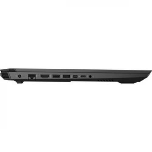 "HP OMEN 15 15.6"" Gaming Laptop Intel Core I7 8GB RAM 512GB SSD GTX 1660Ti 6GB   10th Gen I7 1050H Hexa Core   NVIDIA GeForce GTX 1660 Ti 6GB   Four Zone Island  Style Backlit Keyboard   Optional Thunderbolt 3 Support   Windows 10 Home Right/500"