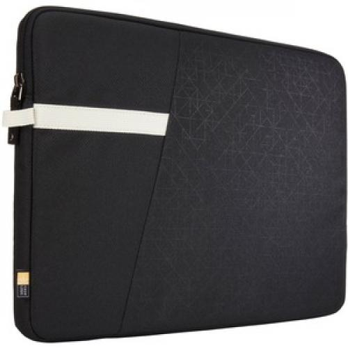 "Case Logic Ibira Carrying Case (Sleeve) For 15.6"" Notebook   Black Right/500"