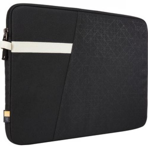 "Case Logic Ibira Carrying Case (Sleeve) For 13.3"" Notebook   Black Right/500"