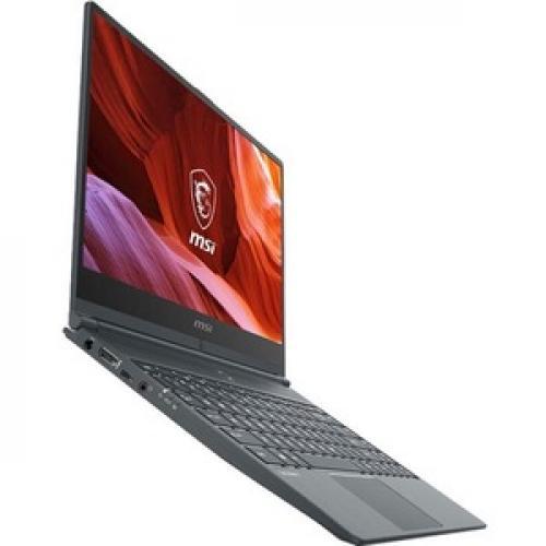 "MSI Modern 14 14"" Laptop Intel Core I5 10210U 8GB RAM 512GB SSD MX330 2GB Carbon Gray   10th Gen I5 10210U Quad Core   NVIDIA GeForce 330MX 2GB   In Plane Switching (IPS) Technology   Windows 10 Pro   10 Hr Battery Life Right/500"