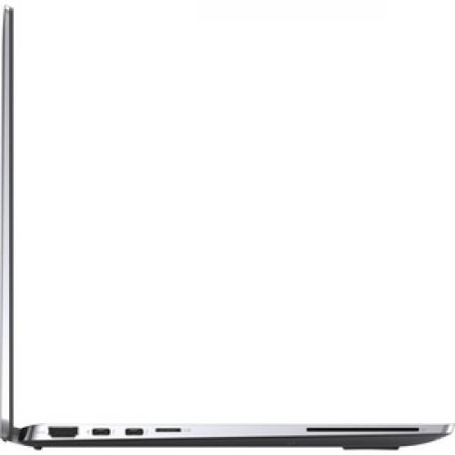 """Dell Latitude 9000 9510 15"""" Touchscreen Notebook   WUXGA   1920 X 1200   Intel Core I5 (10th Gen) I5 10310U Quad Core (4 Core) 1.70 GHz   16 GB RAM   256 GB SSD   Anodized Titan Gray Right/500"""