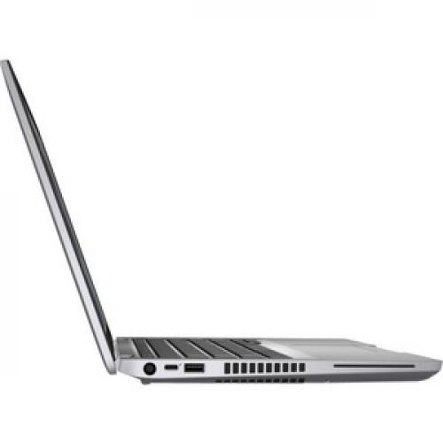 """Dell Latitude 5000 5411 14"""" Notebook   Full HD   1920 X 1080   Intel Core I7 (10th Gen) I7 10850H Hexa Core (6 Core) 2.70 GHz   16 GB RAM   256 GB SSD Right/500"""