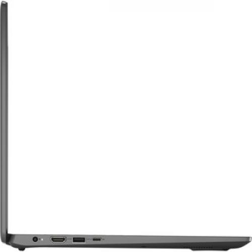 "Dell Latitude 3000 3510 15.6"" Notebook   HD   1366 X 768   Intel Core I5 (10th Gen) I5 10210U Quad Core (4 Core) 1.60 GHz   8 GB RAM   500 GB HDD   Gray Right/500"