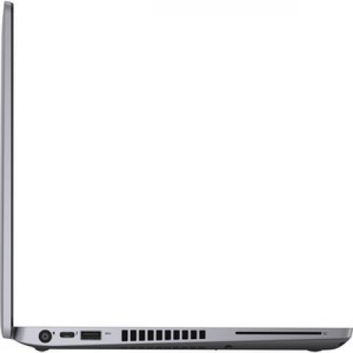 """Dell Latitude 5000 5410 14"""" Touchscreen Notebook   Full HD   1920 X 1080   Intel Core I7 (10th Gen) I7 10610U Quad Core (4 Core) 1.80 GHz   16 GB RAM   512 GB SSD   Gray Right/500"""