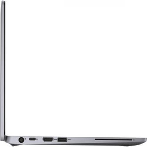 """Dell Latitude 5000 5310 13.3"""" Touchscreen 2 In 1 Notebook   Full HD   1920 X 1080   Intel Core I7 (10th Gen) I7 10610U Quad Core (4 Core) 1.80 GHz   16 GB RAM   256 GB SSD   Titan Gray Right/500"""