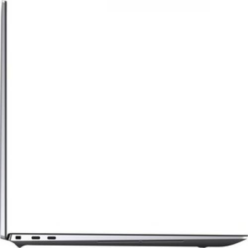 """Dell Precision 5000 5750 17.3"""" Mobile Workstation   Full HD Plus   1920 X 1200   Intel Core I7 (10th Gen) I7 10750H Hexa Core (6 Core) 2.60 GHz   16 GB RAM   512 GB SSD Right/500"""