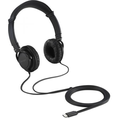 Kensington USB C Hi Fi Headphones Right/500