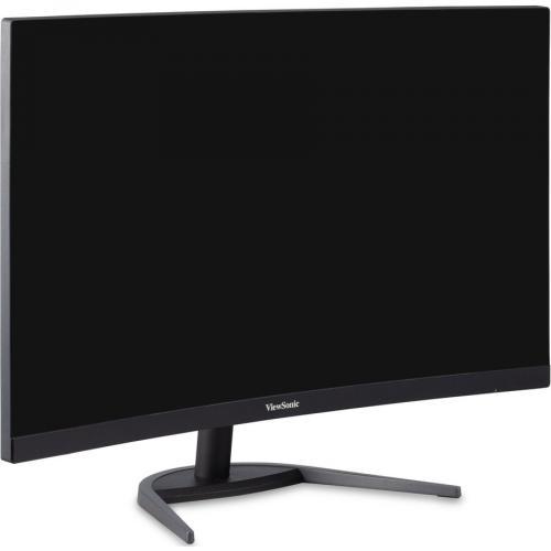 """Viewsonic VX2768 2KPC MHD 27"""" WQHD Curved Screen LED Gaming LCD Monitor   16:9 Right/500"""