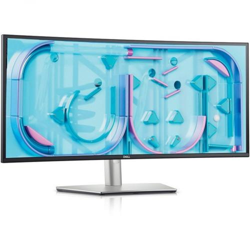 """Dell UltraSharp U3421WE 34.1"""" Curved Screen LCD Monitor Right/500"""