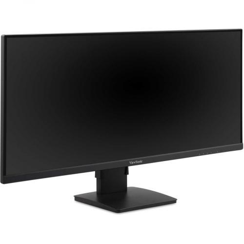 """Viewsonic VA3456 MHDJ 34.1"""" WQHD LED LCD Monitor   21:9   Black Right/500"""