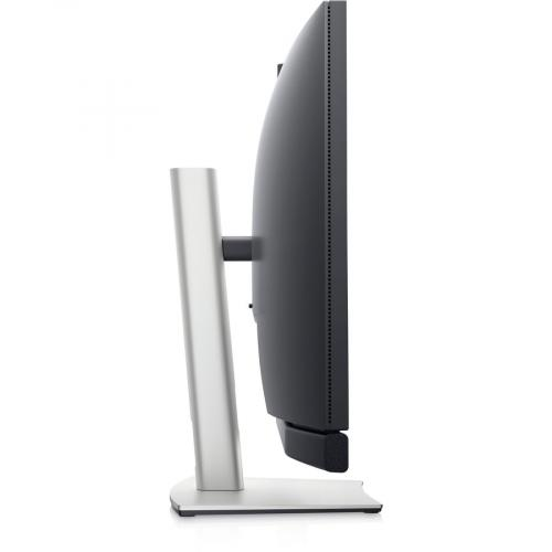 """Dell C3422WE 34.1"""" WQHD Curved Screen Edge WLED LCD Monitor   21:9   Platinum Silver Right/500"""
