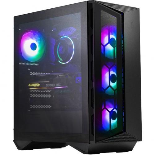 "MSI Aegis RS 10TD 213US Gaming Desktop Computer   Intel Core I7 10th Gen I7 10700K Octa Core (8 Core) 3.80 GHz   16 GB RAM DDR4 SDRAM   2 TB HDD   1 TB 2.5"" Serial ATA SSD Right/500"