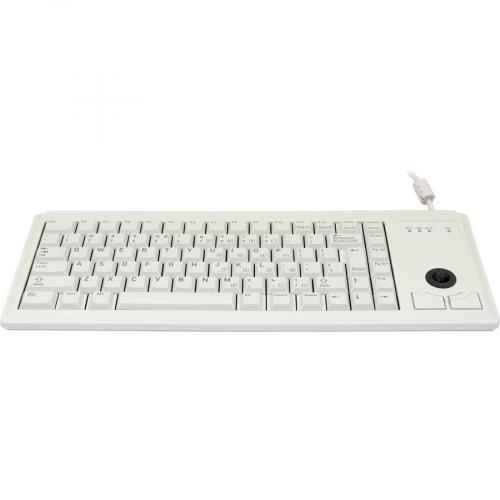 CHERRY ML 4420 Ultraslim Keyboard W/ Optical Trackball Top/500