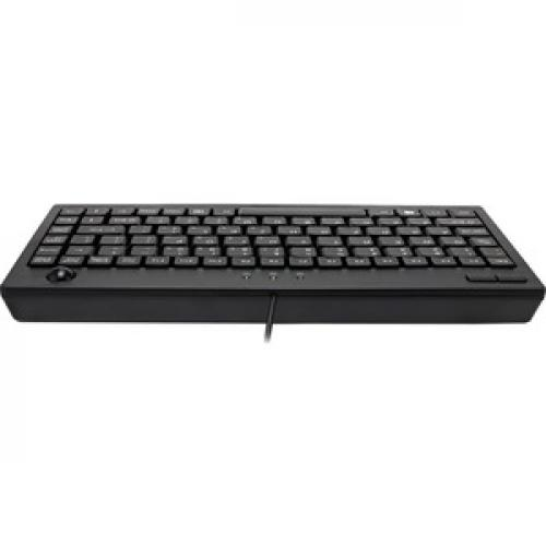 Adesso AKB 310UB Mini Trackball Keyboard Top/500