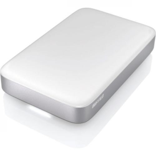 BUFFALO MiniStation Thunderbolt USB 3.0 1 TB Portable Hard Drive (HD PA1.0TU3) Top/500
