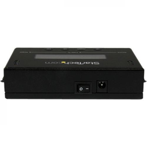 "StarTech.com Standalone 2.5 / 3.5"" SATA Hard Drive Duplicator And Eraser Top/500"