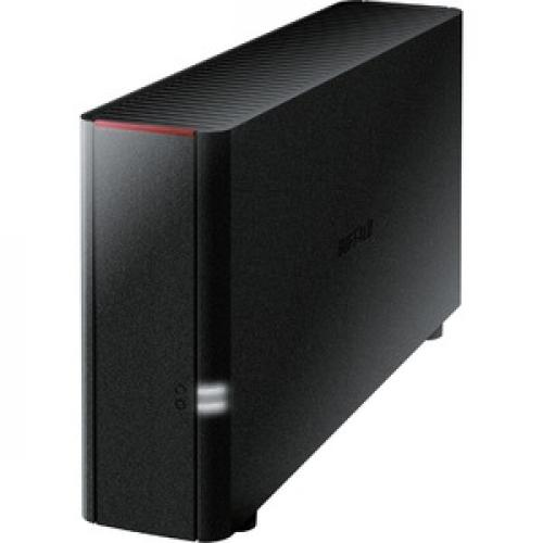 Buffalo LinkStation 210 2TB Personal Cloud Storage With Hard Drives Included Top/500