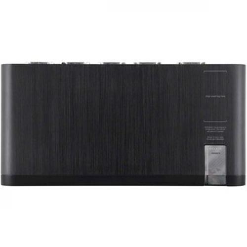 Linksys F1DN104B 3   Advanced Secure DVI I KVM Switch; 4 Port, PP3.0 Top/500