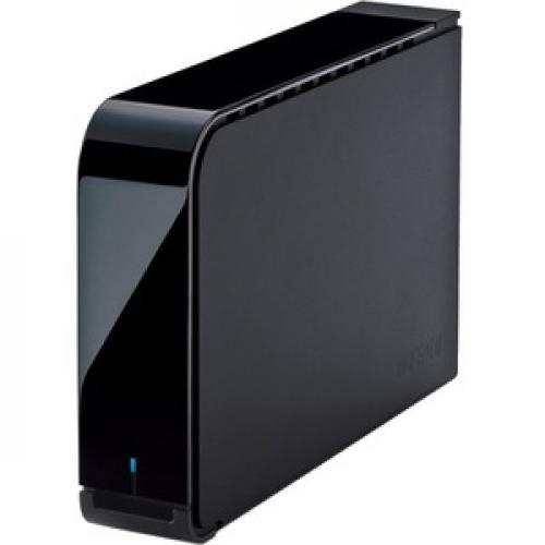 BUFFALO DriveStation Axis Velocity USB 3.0 4 TB High Speed 7200 RPM External Hard Drive (HD LX4.0TU3) Top/500