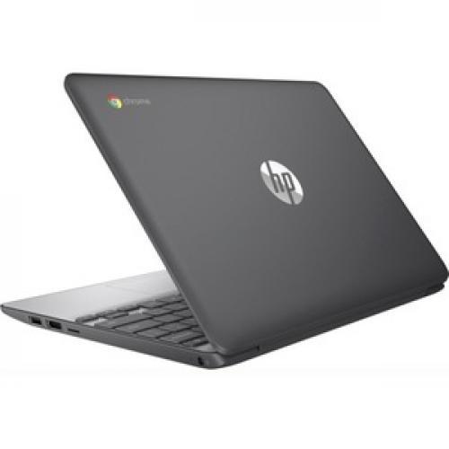 "HP 11 11.6"" Touchscreen Chromebook Intel Celeron N3060 4GB RAM 16GB EMMC   Intel Celeron N3060 Dual Core   Intel HD Graphics 400   In Plane Switching (IPS) Technology   UWVA Corning Gorilla Glass Display   11 Hr 30 Min Battery Life Top/500"